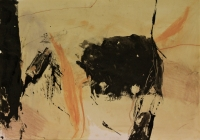 Tusche,Öl,Pastell  64x45cm 2005